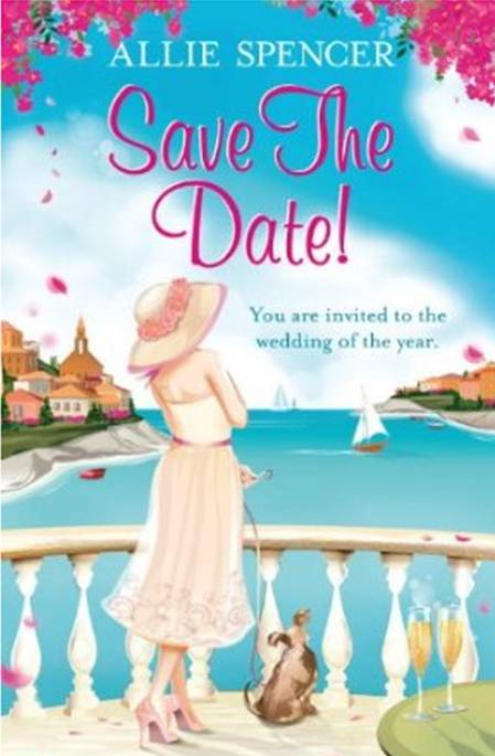 Allie Spencer - Save the Date