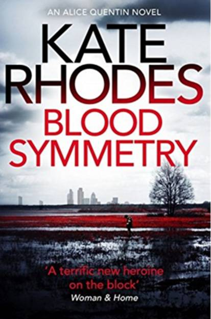 Kate Rhodes -blood Symmetry